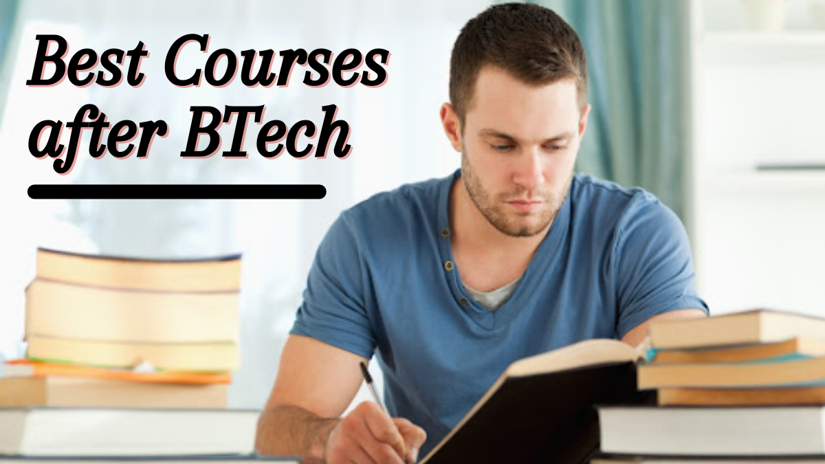 Best Courses after BTech