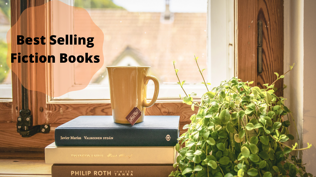 Best Selling Fiction Books