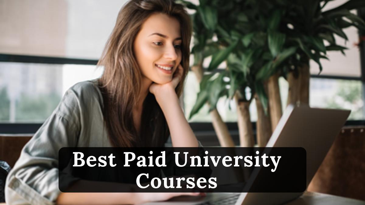 Best Paid University Courses