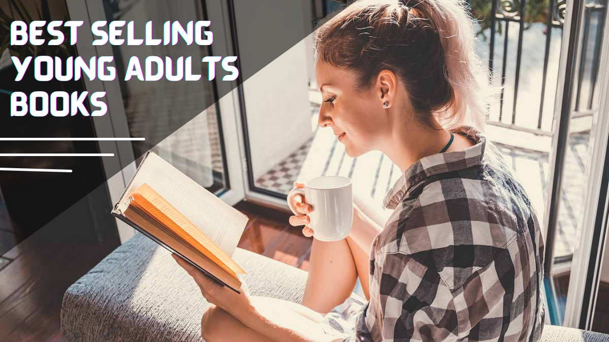 Best Selling Young Adults Books