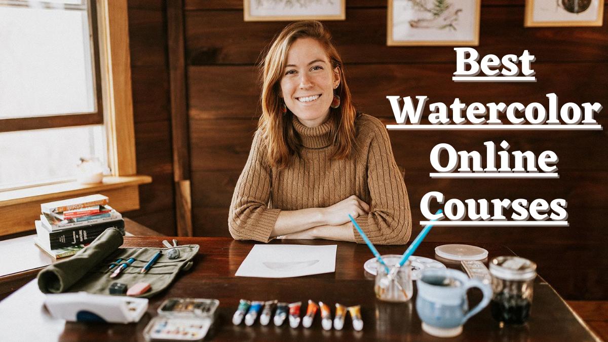 Best Watercolor Online Courses
