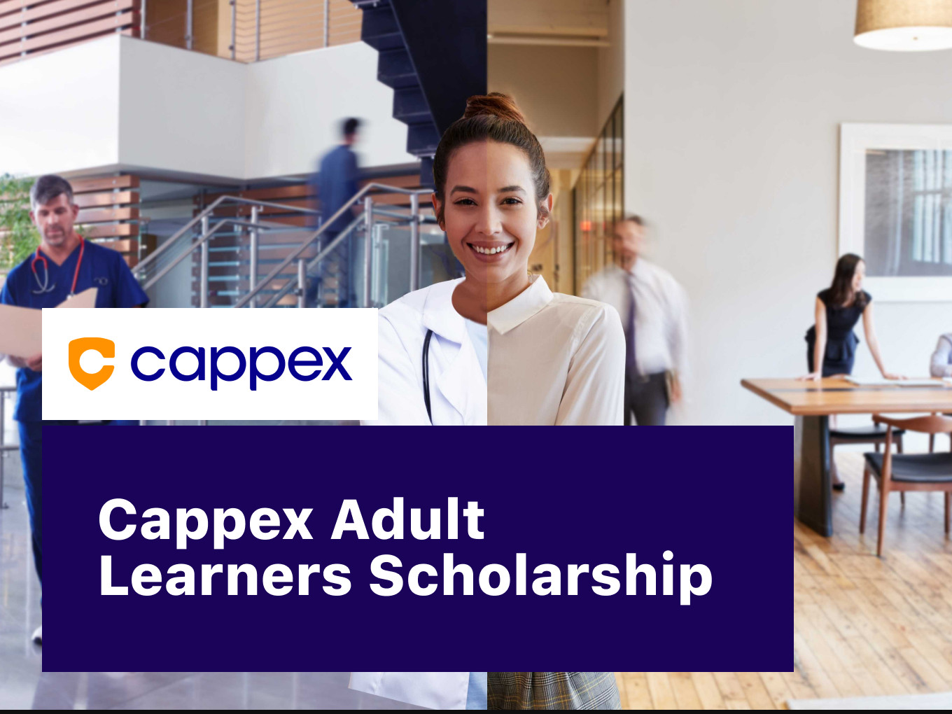 Cappex Adult Learners $1000 Scholarship