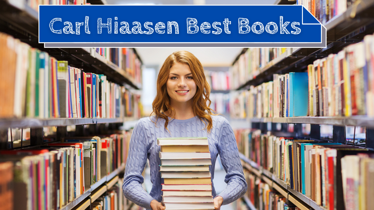 Carl Hiaasen Best Books