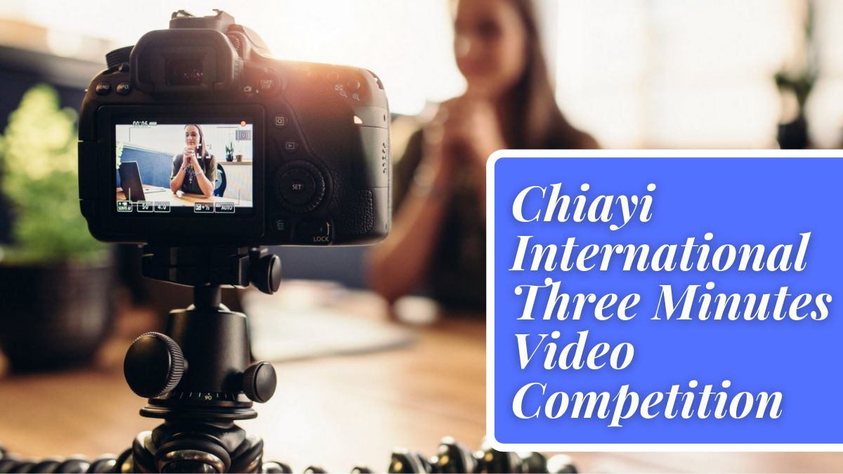 Chiayi International Three Minutes Video Competition 2021
