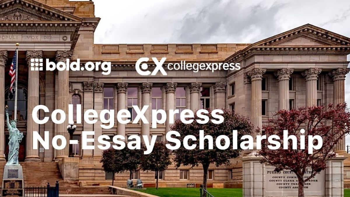 CollegeXpress No-Essay Scholarship for High School Students