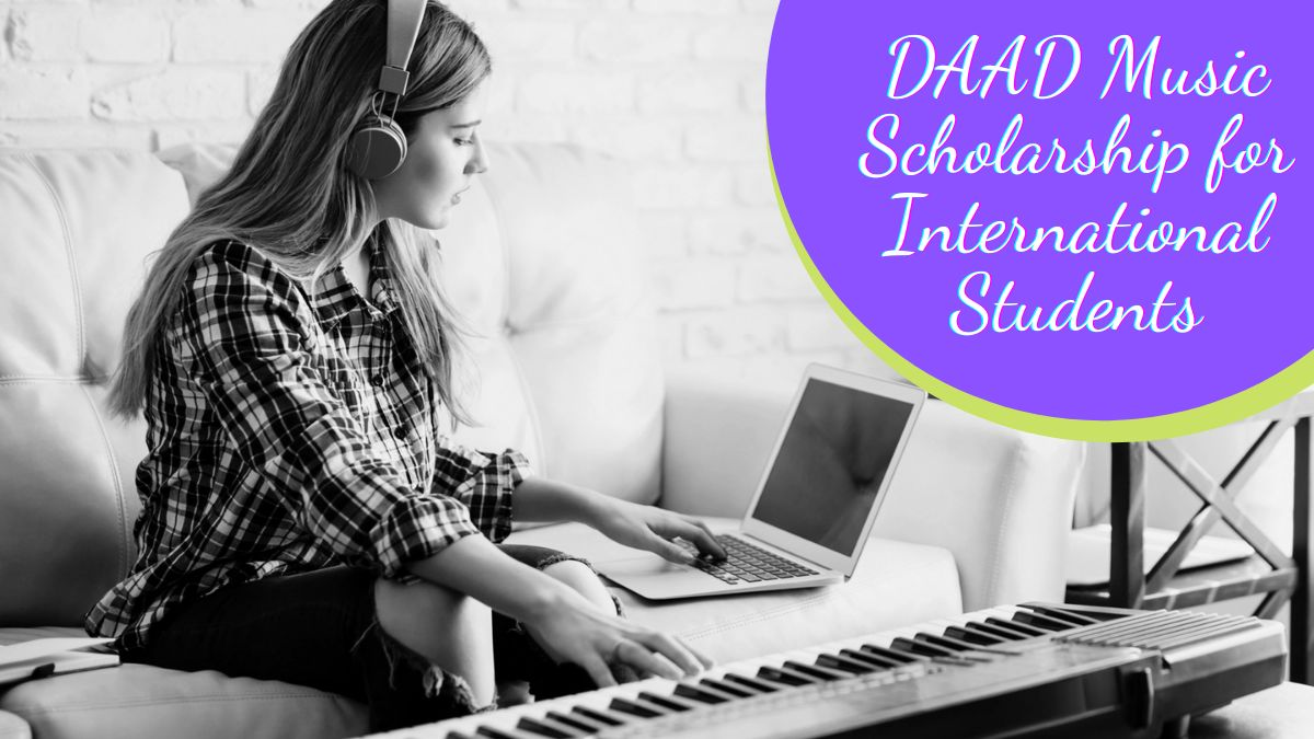 DAAD Music Scholarship for International Students