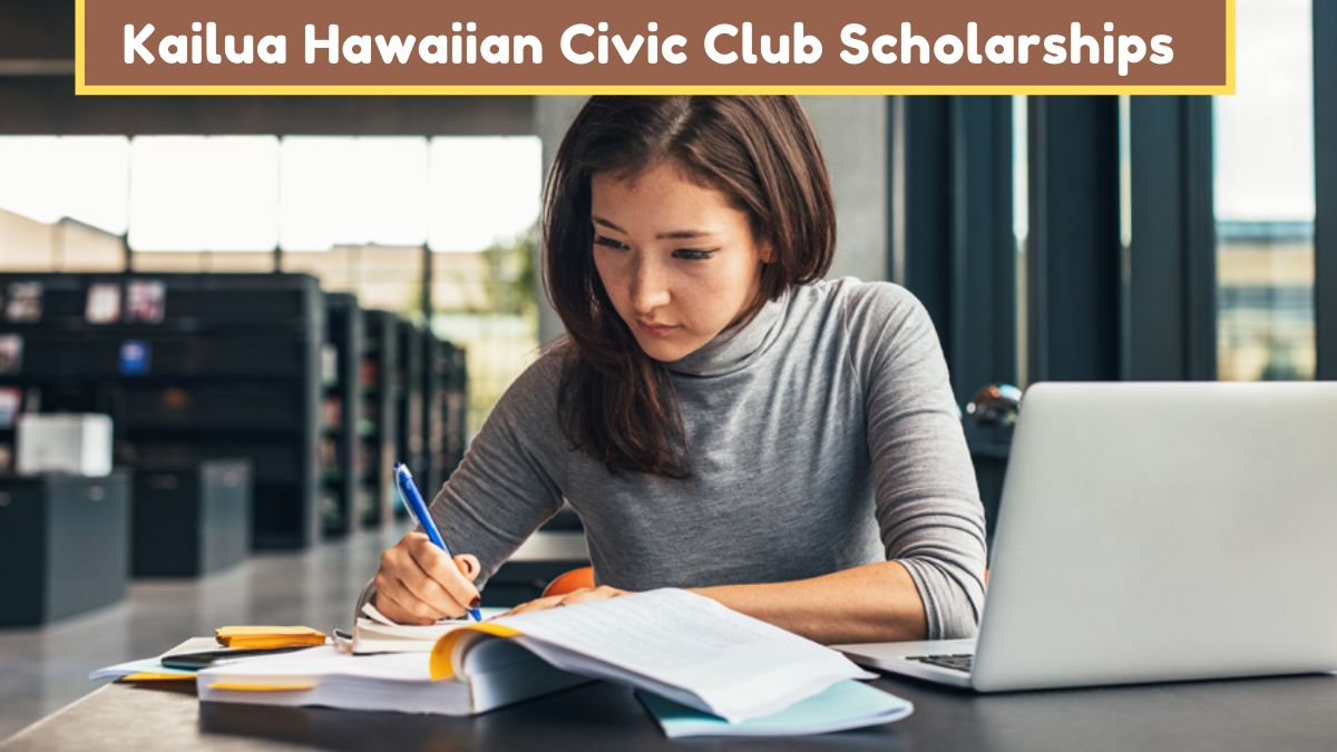 Kailua Hawaiian Civic Club Scholarships 2021-2022