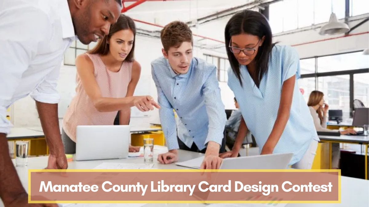Manatee County Library Card Design Contest