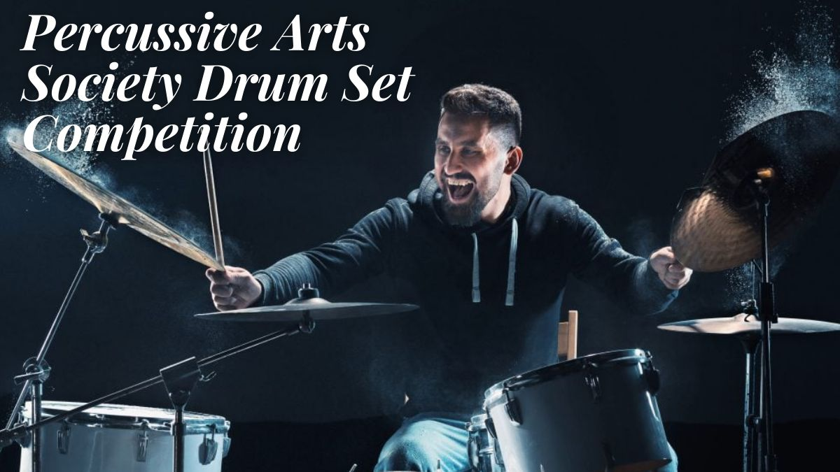 Percussive Arts Society Drum Set Competition