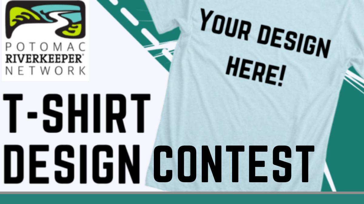 Potomac Riverkeeper Network T-Shirt Design Contest