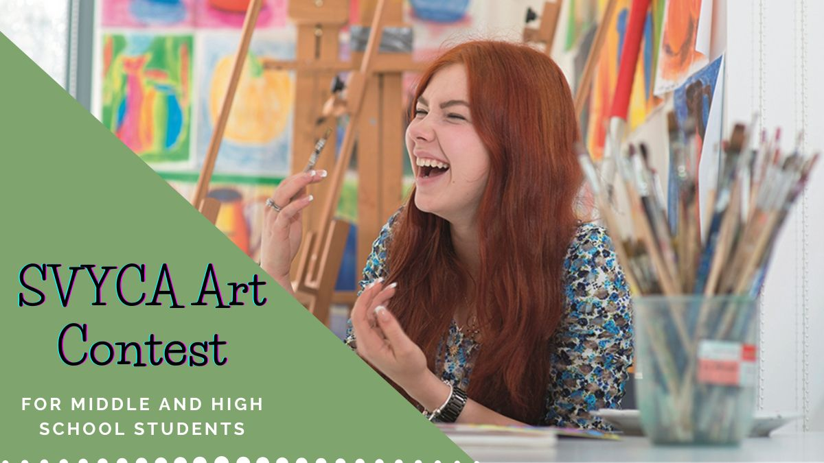 SVYCA Art Contest for Middle and High School Students