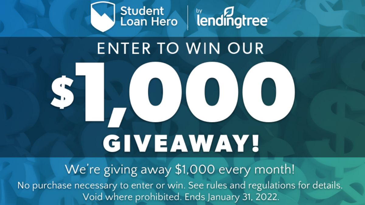 Student Loan Hero Giveaway for College