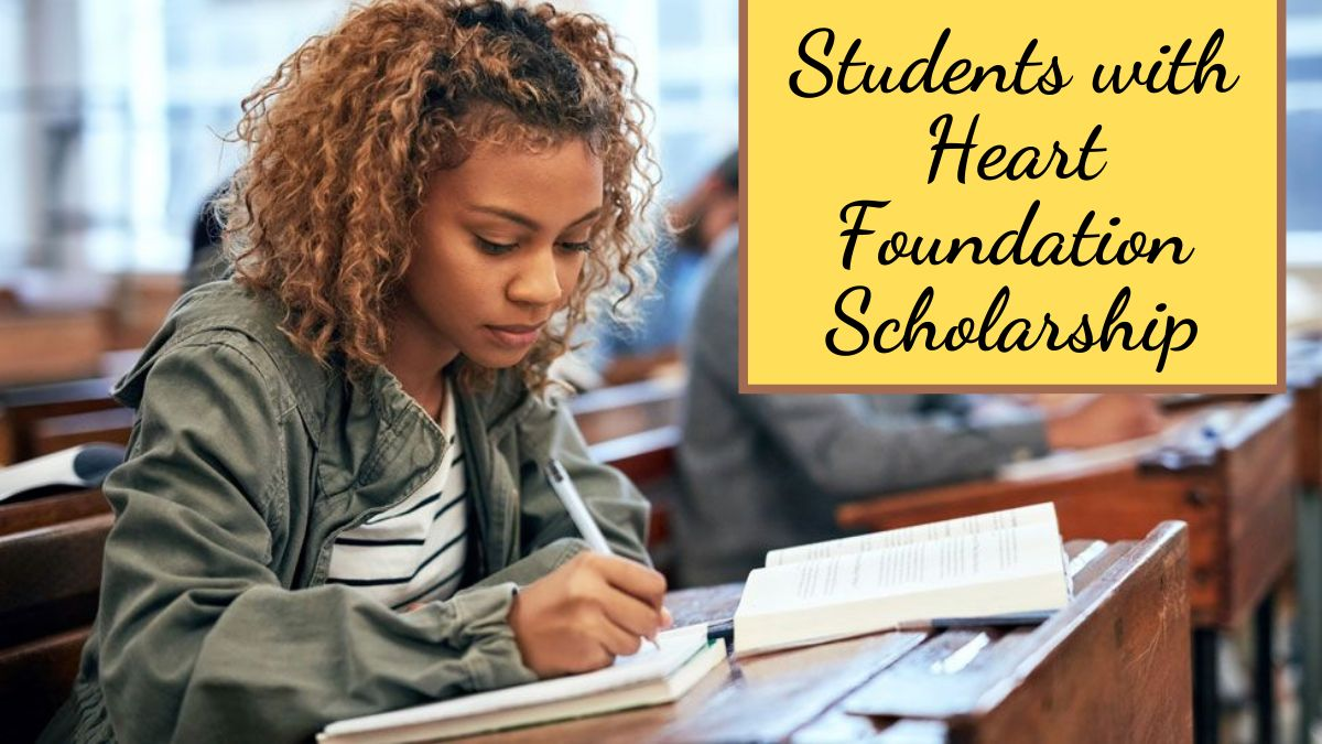 Students with Heart Foundation Scholarship