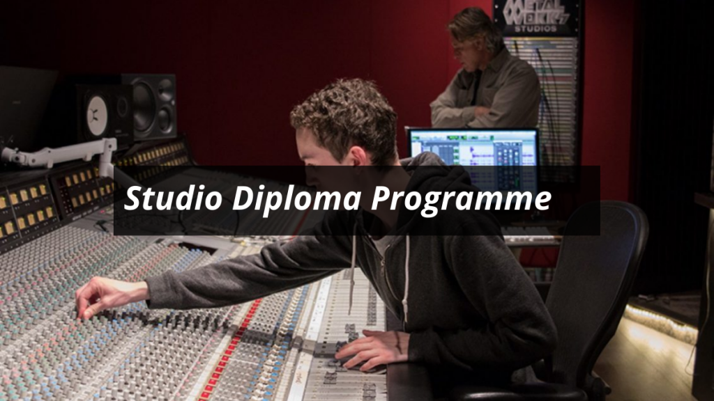 Studio Diploma Programme