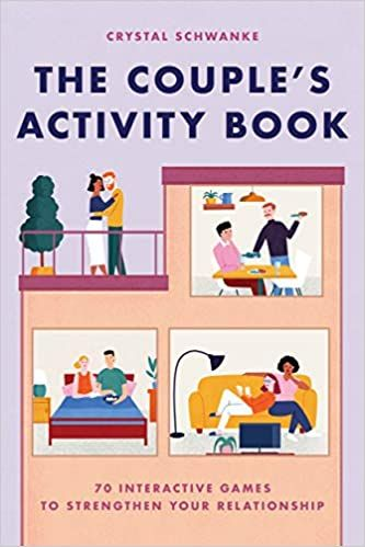 The Couple's Activity Book