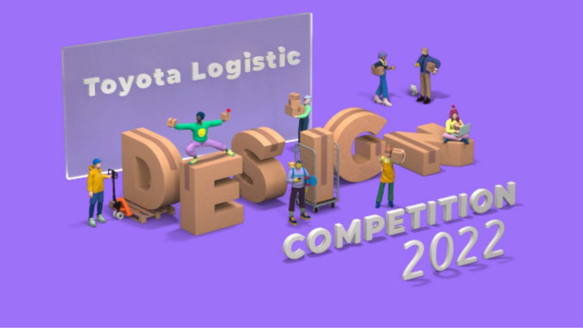 Toyota Logistic Design Competition for Recent Graduates 2022