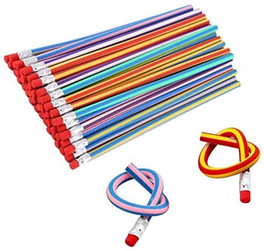 35 Pieces Flexible Soft Pencil