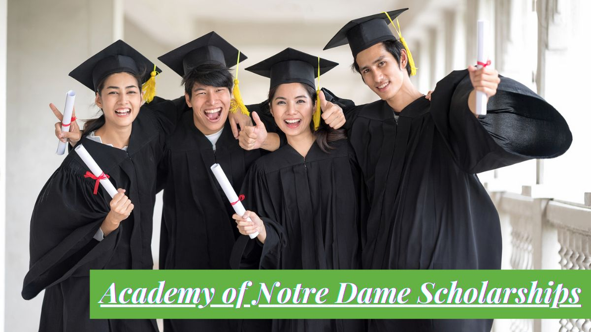 Academy of Notre Dame Scholarships