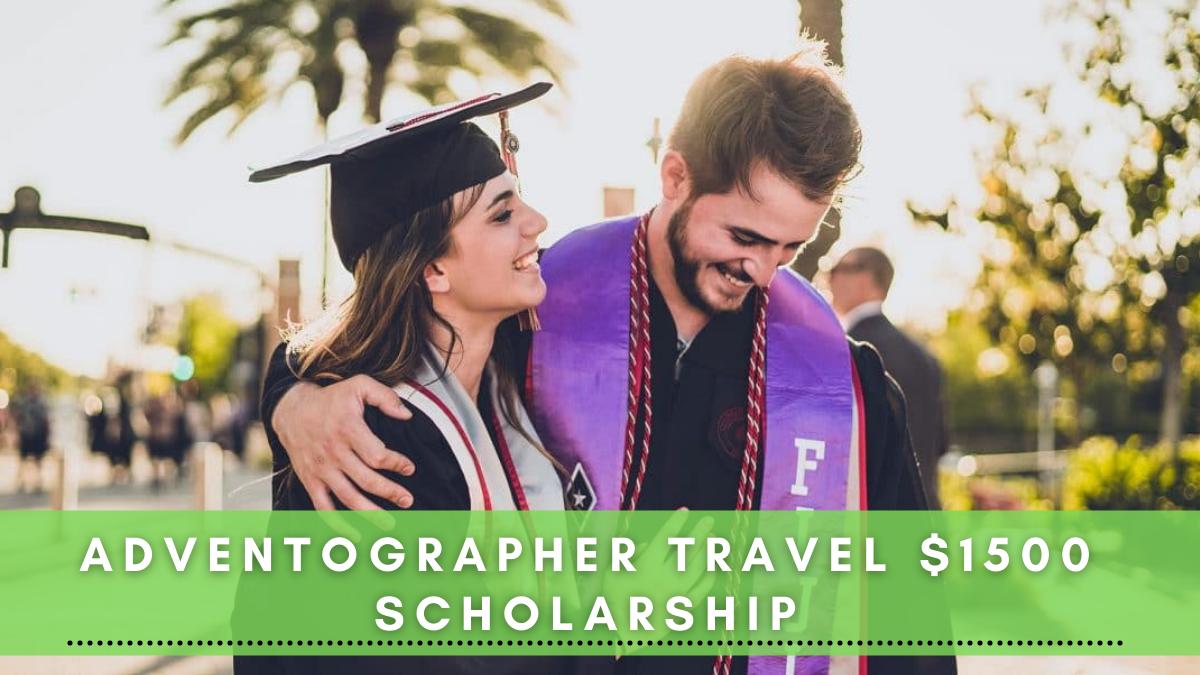 Adventographer Travel Scholarship