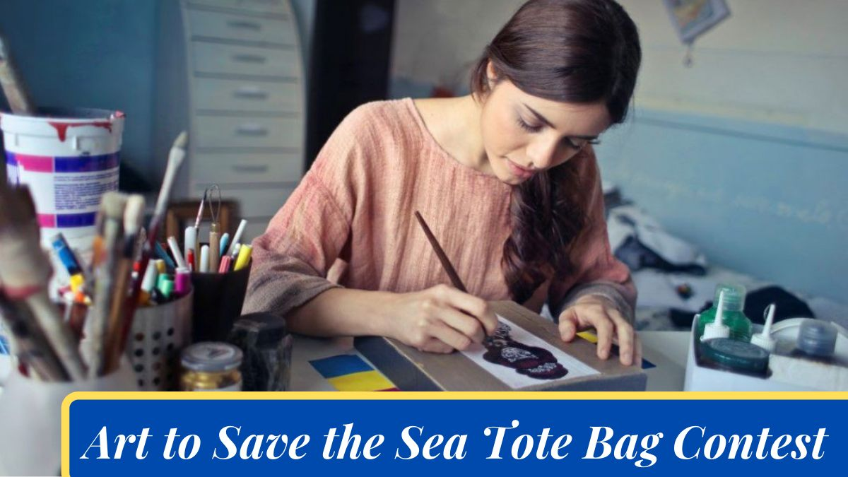 Art to Save the Sea Tote Bag Contest
