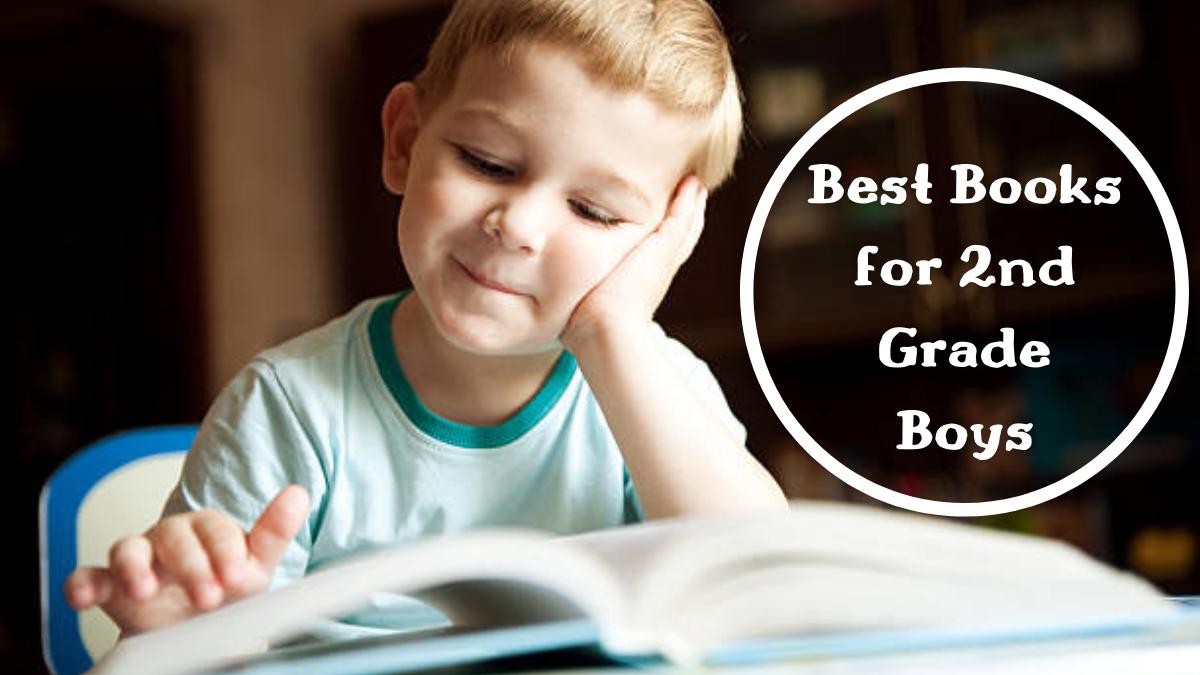 Best Books for 2nd Grade Boys