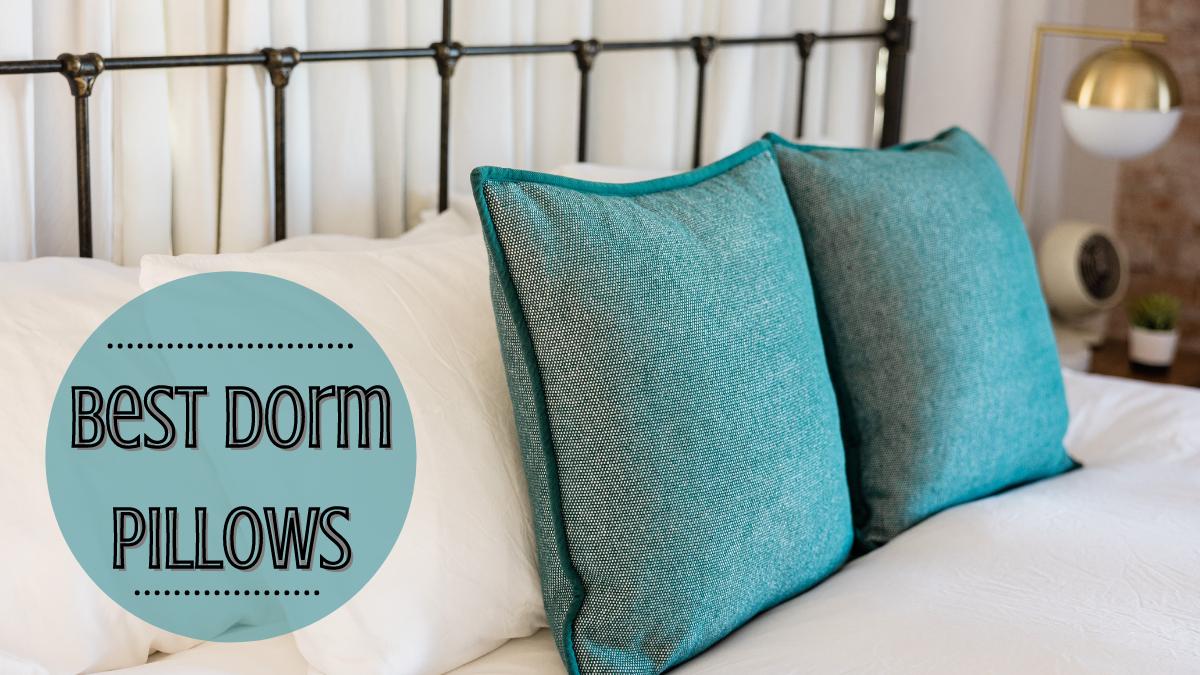 Best Dorm Pillows