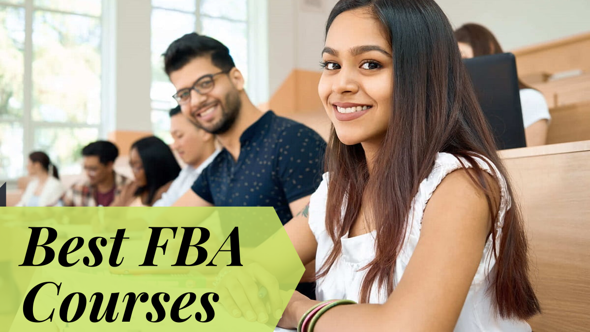 Best FBA Courses