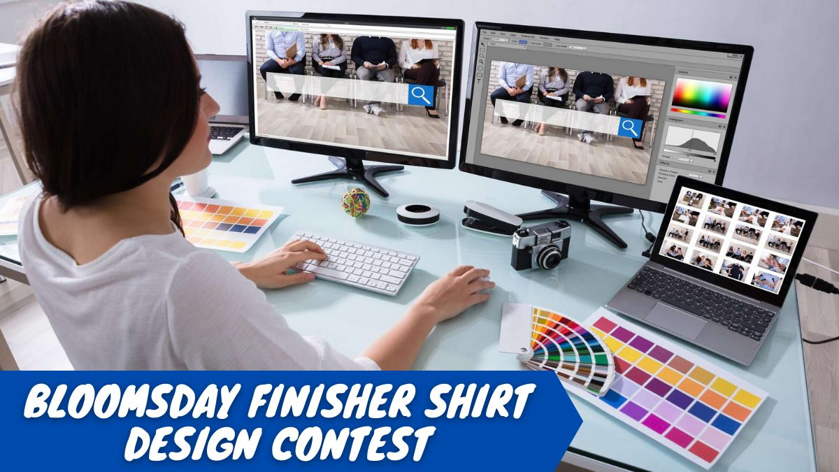 Bloomsday Finisher Shirt Design Contest