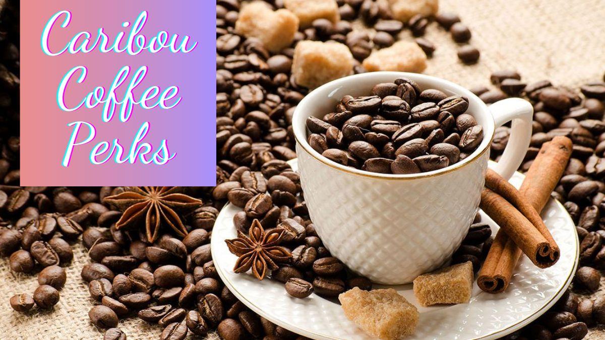 Caribou Coffee Perks