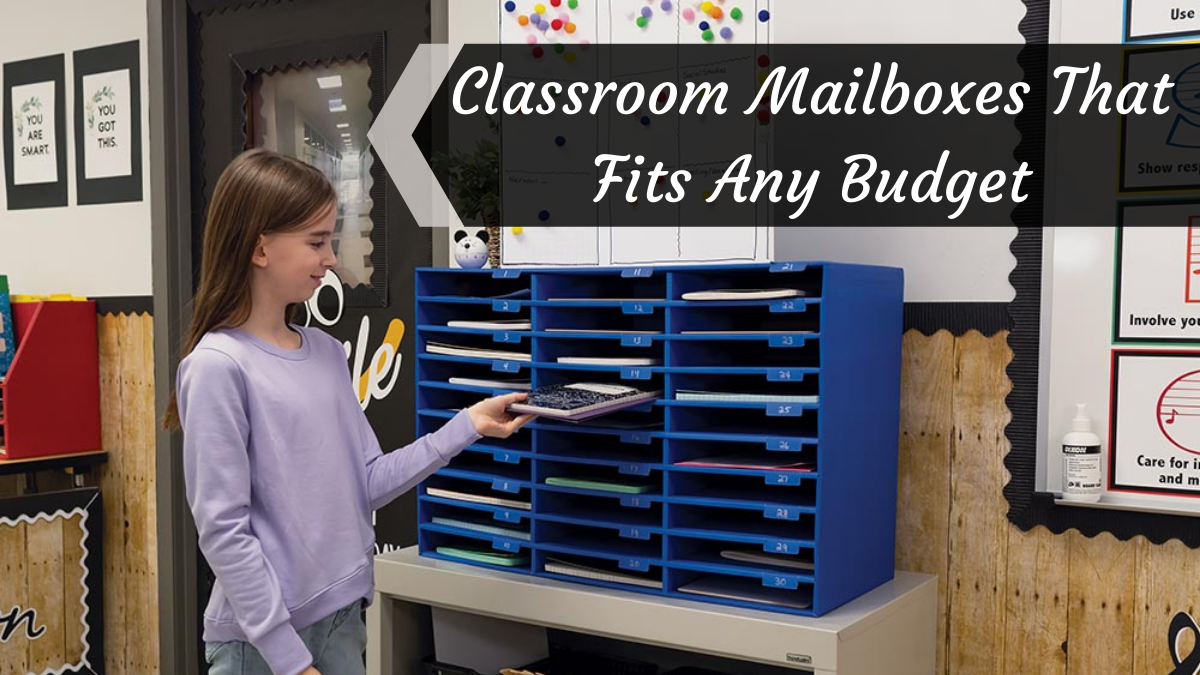 Classroom Mailboxes That Fits Any Budget