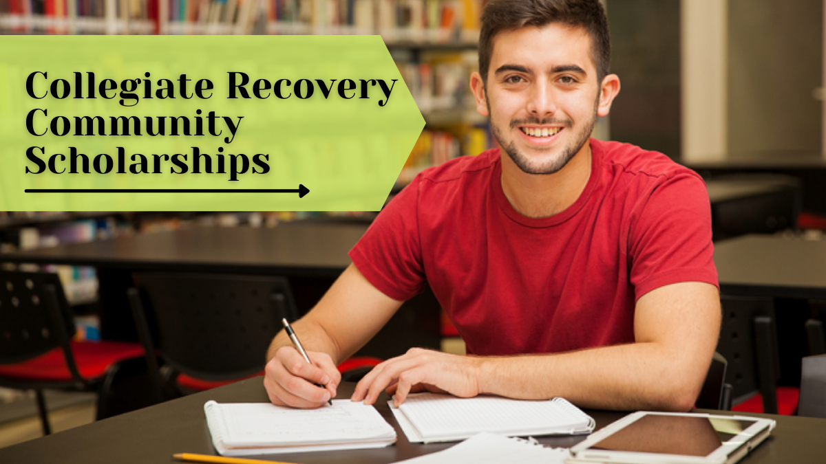 Collegiate Recovery Community Scholarships