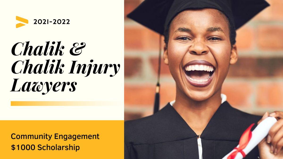 Community Engagement $1000 Scholarship
