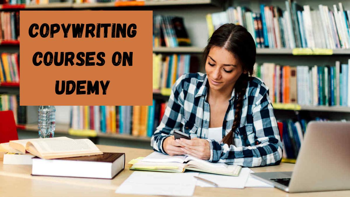 Copywriting Courses on Udemy