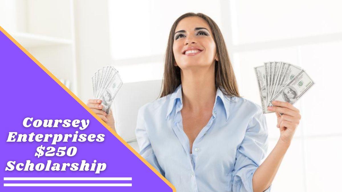 Coursey Enterprises $250 Scholarship for Nursing Students