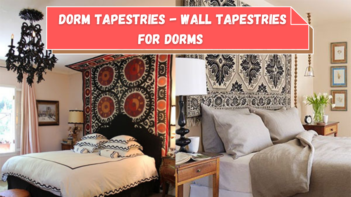 Dorm Tapestries - Wall Tapestries for Dorms