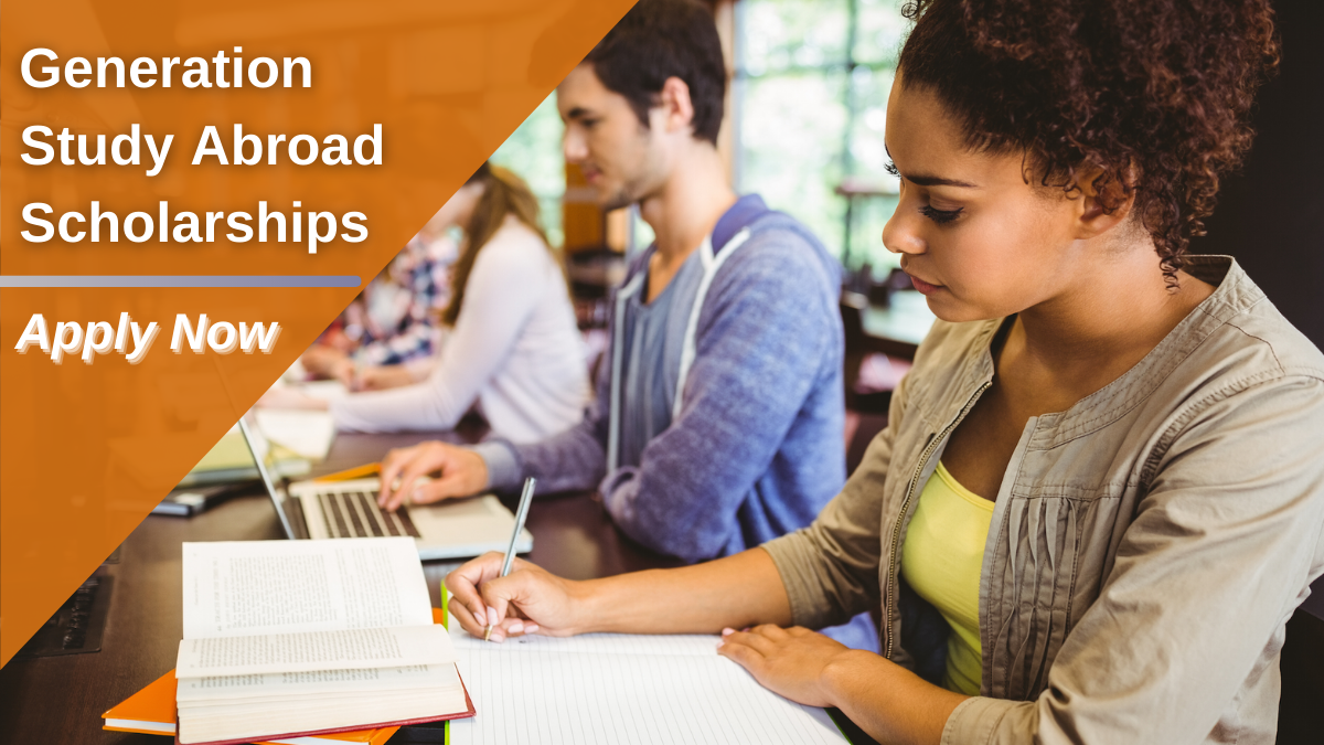 Generation Study Abroad Scholarships