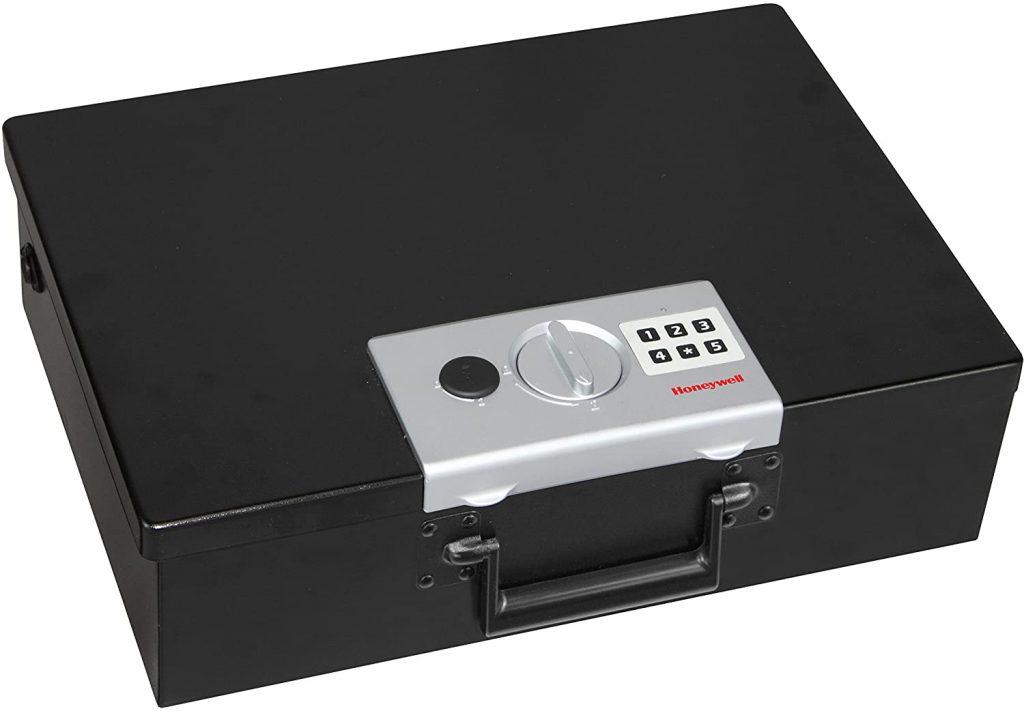 Honeywell Steel Security Safe Box with Digital Lock