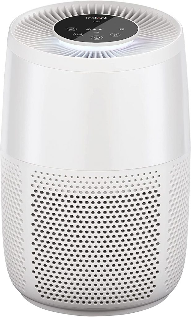 Instant Air Purifier with HEPA-13 Filtration and Plasma ION Technology