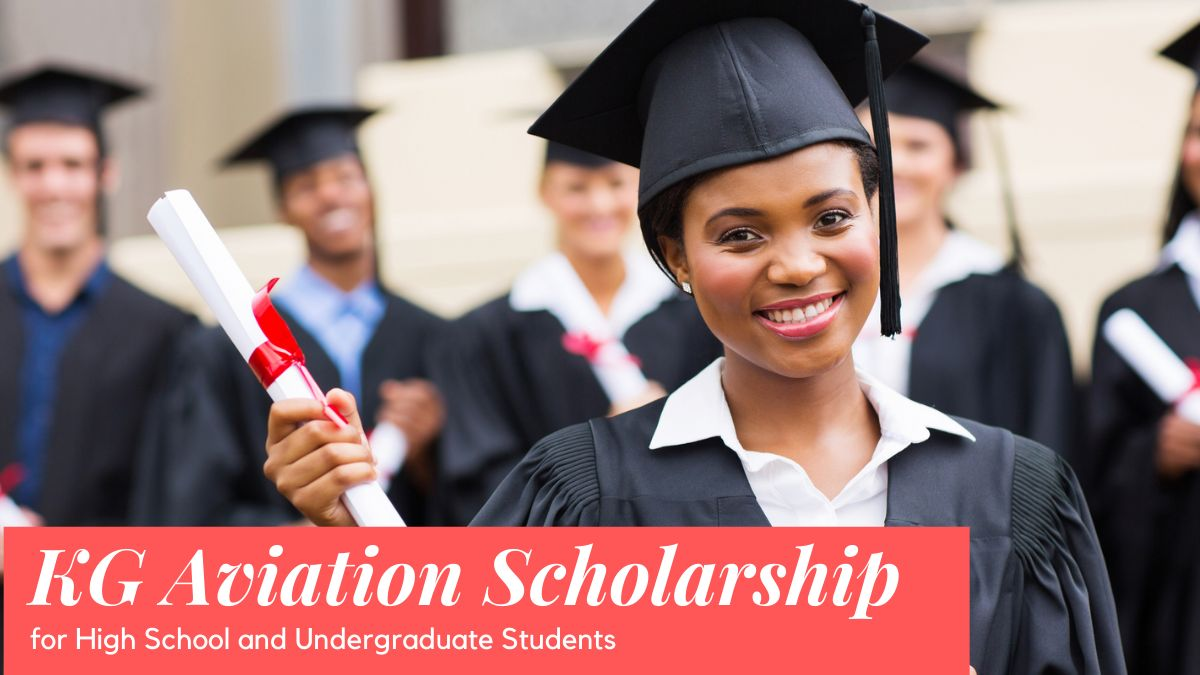 KG Aviation Scholarship for High School and Undergraduate Students
