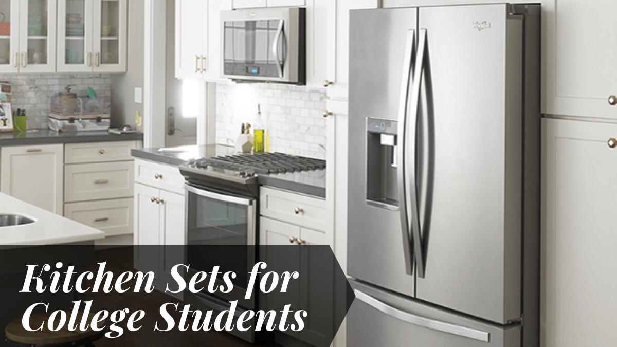 Kitchen Sets for College Students