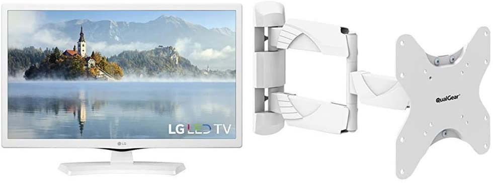 LG Dorm Television with 42-inch Full Motion Wall Mount