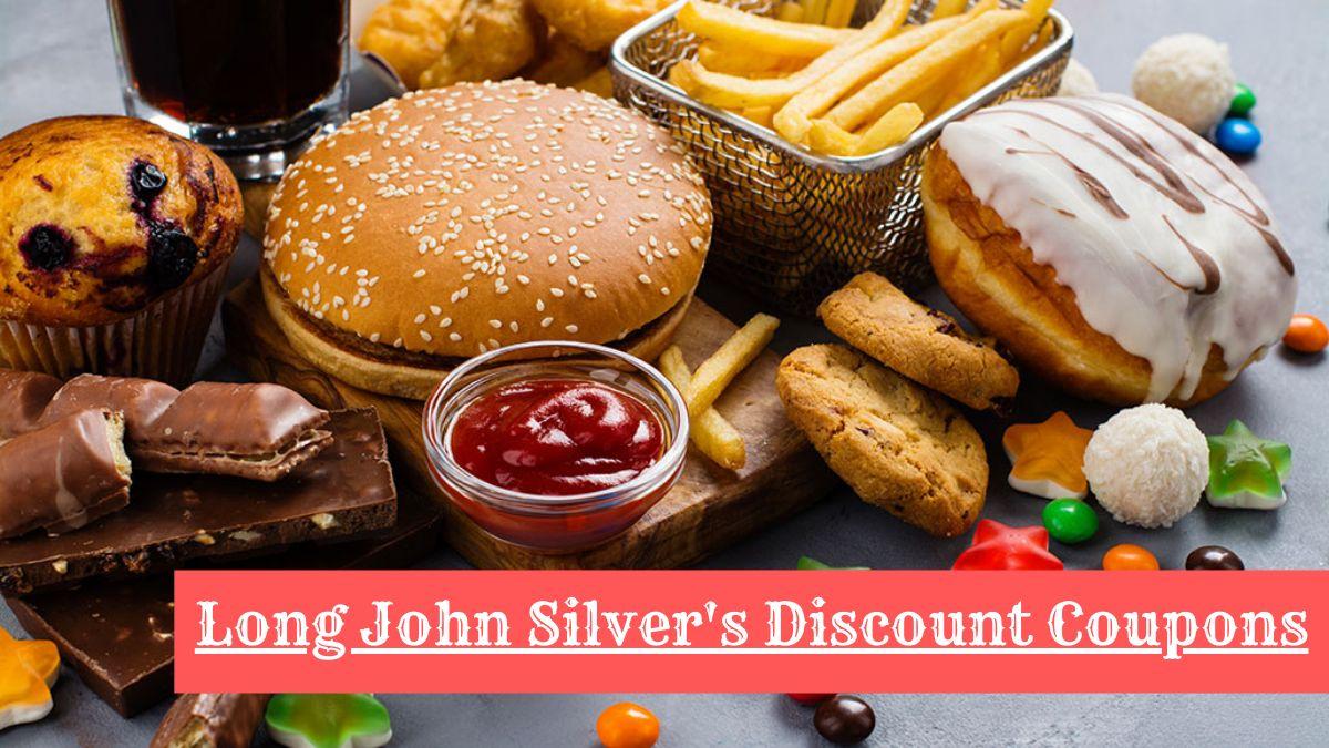 Long John Silver's Discount Coupons