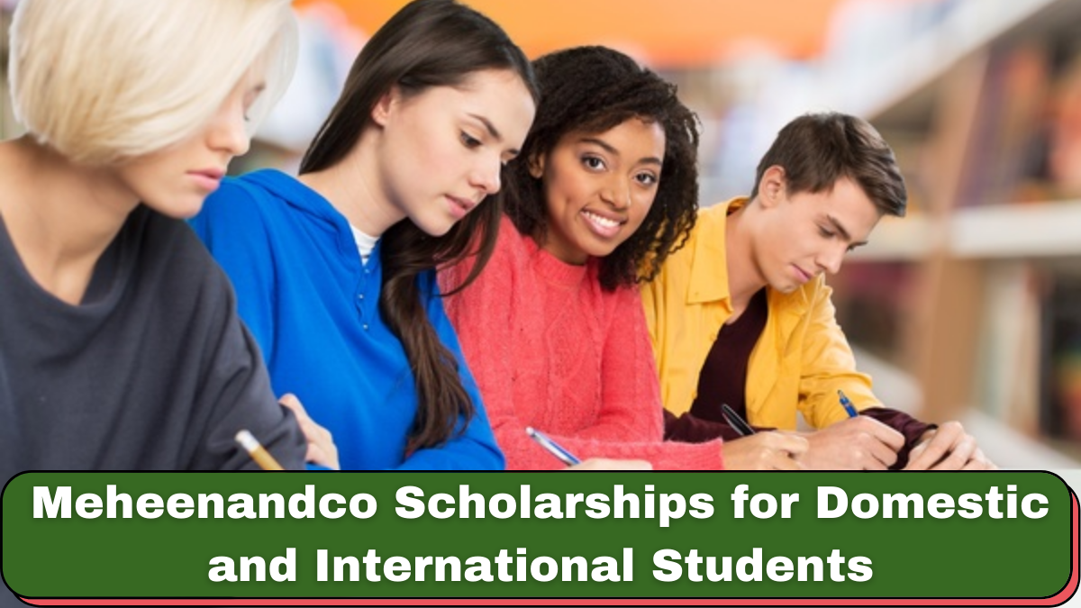 Meheenandco Scholarships for Domestic and International Students