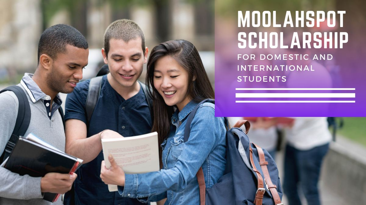 MoolahSPOT Scholarship for Domestic and International Students