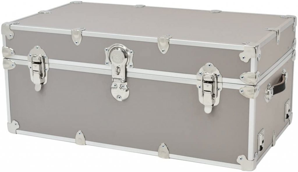 Rhino Trunk and Case-Sticker Trunk with Light Grey Shade