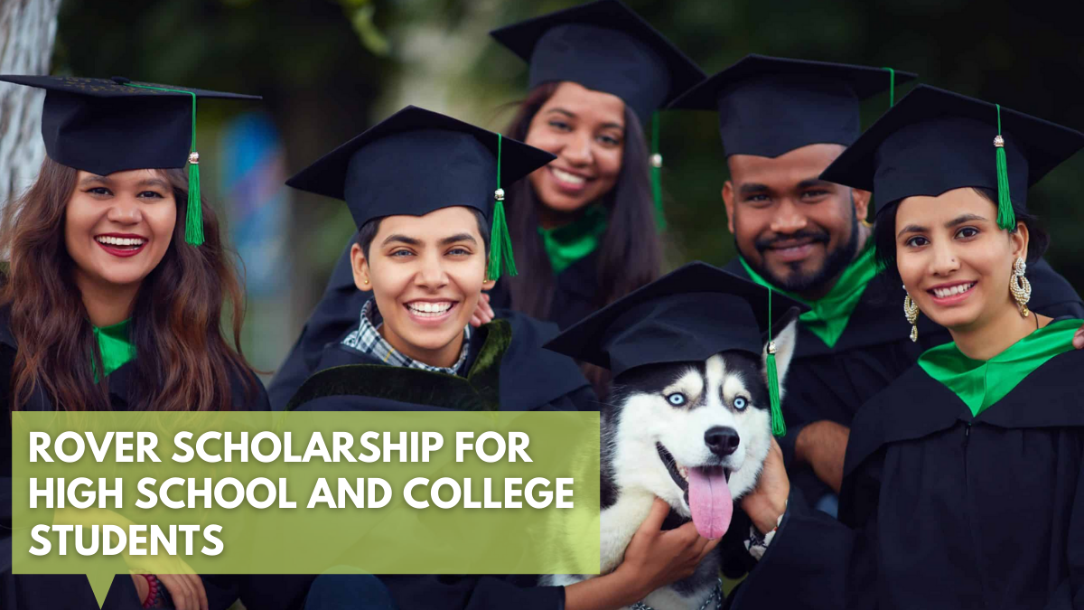 Rover Scholarship for High School and College Students