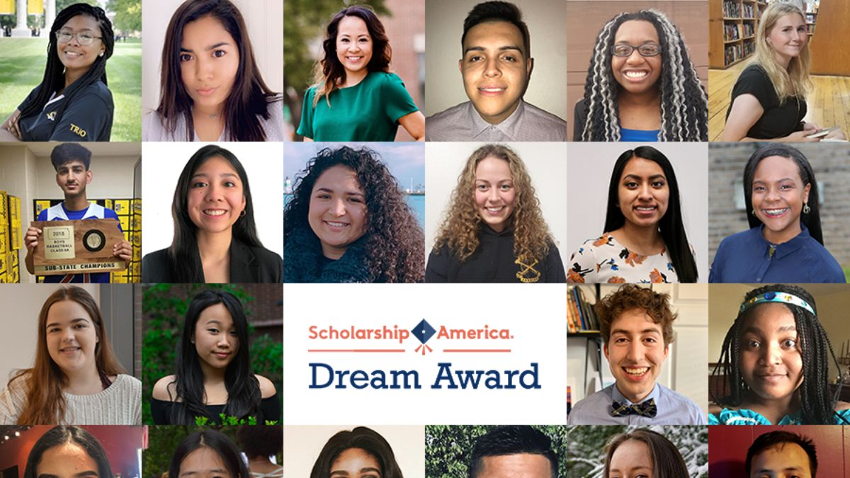 Scholarship America Dream Award for Undergraduates