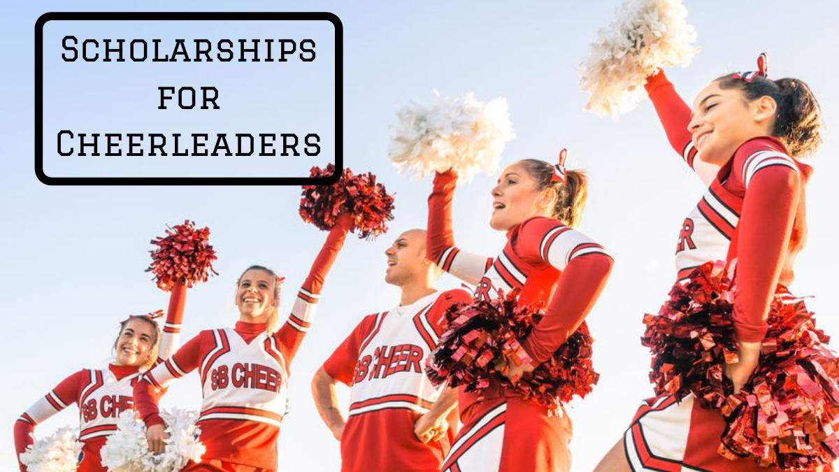 Scholarships for Cheerleaders