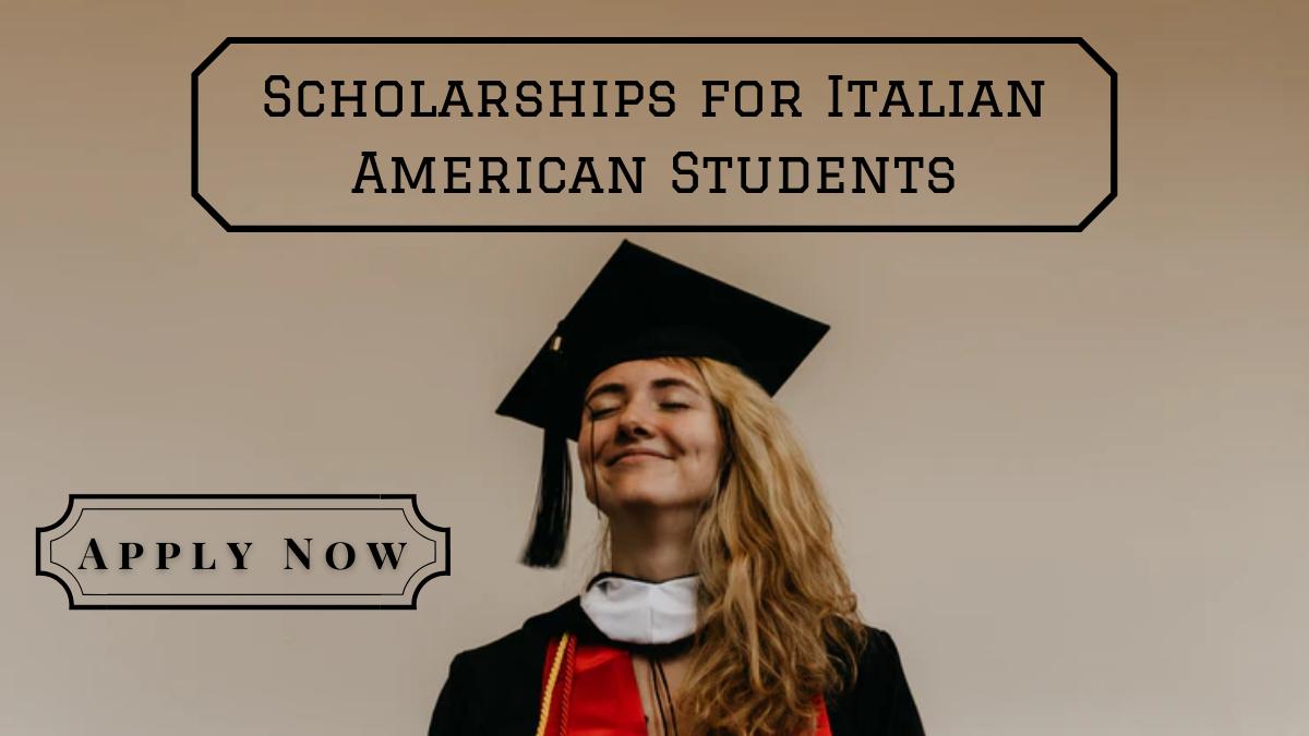 Scholarships for Italian American Students