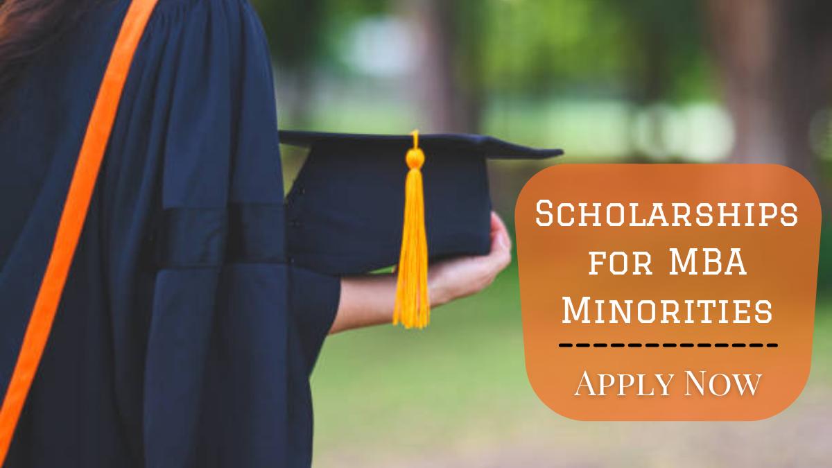 Scholarships for MBA Minorities